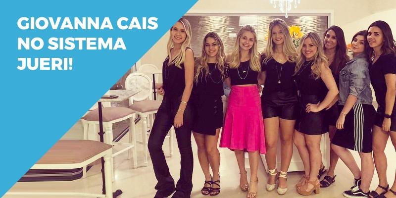 A entrevista  de Hoje é Com  a Empresária  Giovanna  G. Cais