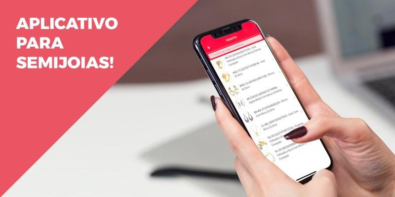 Conheça o aplicativo Jueri para quem trabalha com Semijoias no Consignado, Varejo e Atacado
